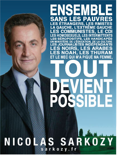 Tout deviens possible
