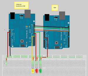 arduino isp to arduino